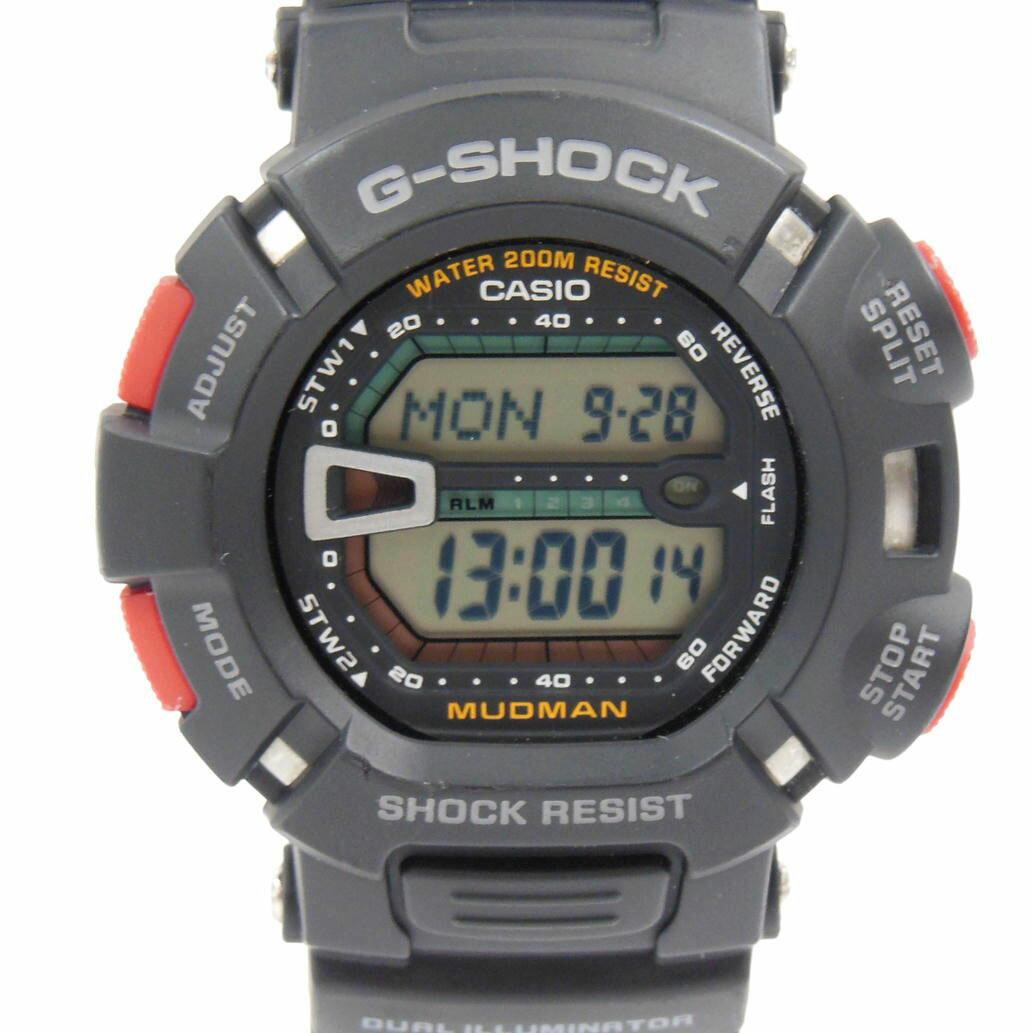 腕時計, メンズ腕時計 CASIO () G-SHOCK MUDMAN Ref. G-9000 3 AB77
