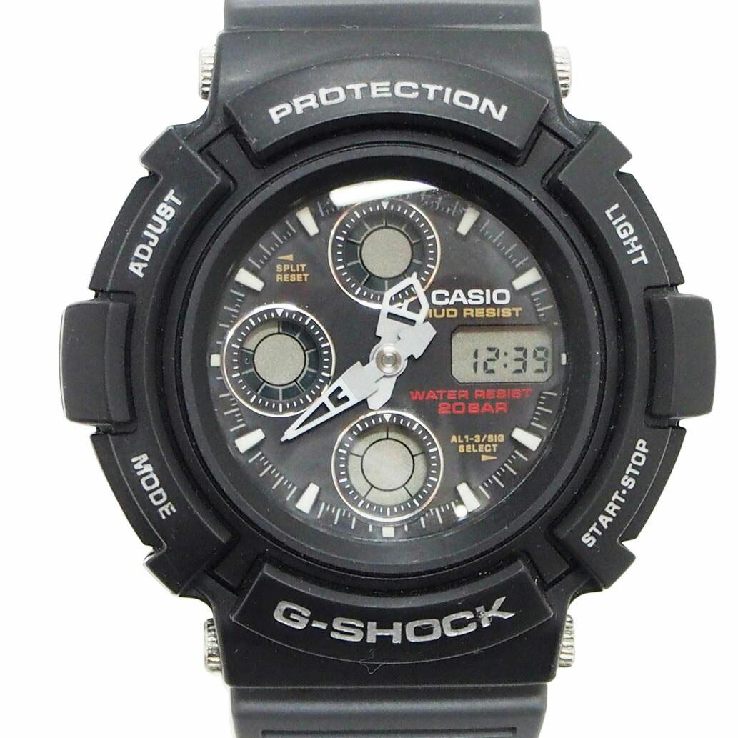 腕時計, メンズ腕時計 CASIO() G-SHOCK MUDMAN Ref. AW-570 3 A76