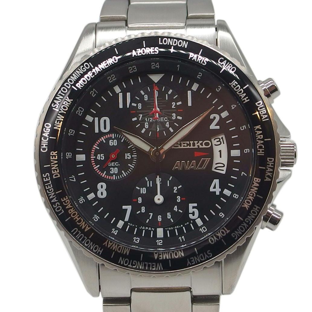 腕時計, メンズ腕時計 SEIKO () SEIKOANA Ref. 7T92-0VG0 6 A02