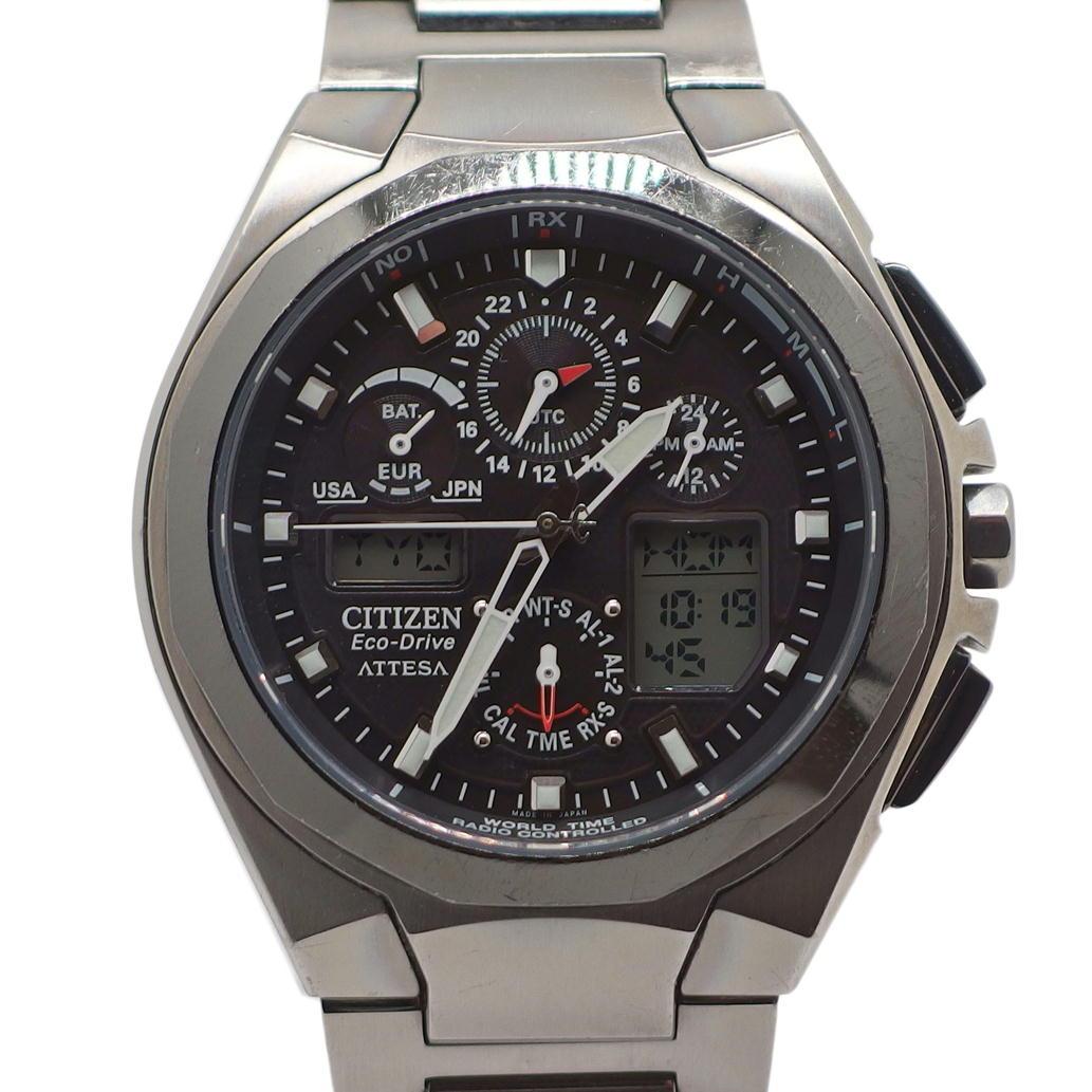 腕時計, メンズ腕時計 CITIZEN () Ref. U600T011497 6 B91