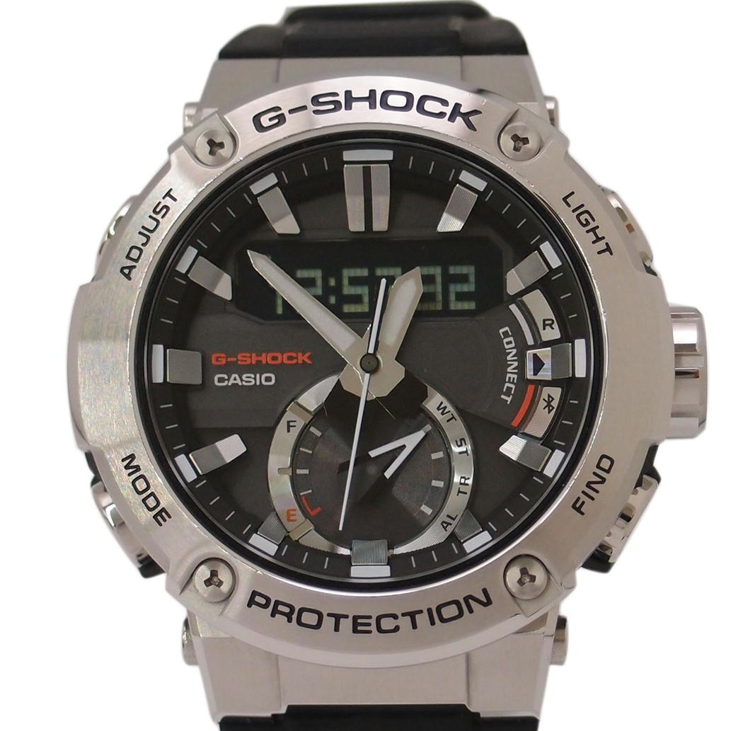 腕時計, メンズ腕時計 CASIO GSHOCKGSTEELGST-B200-1AJFA69