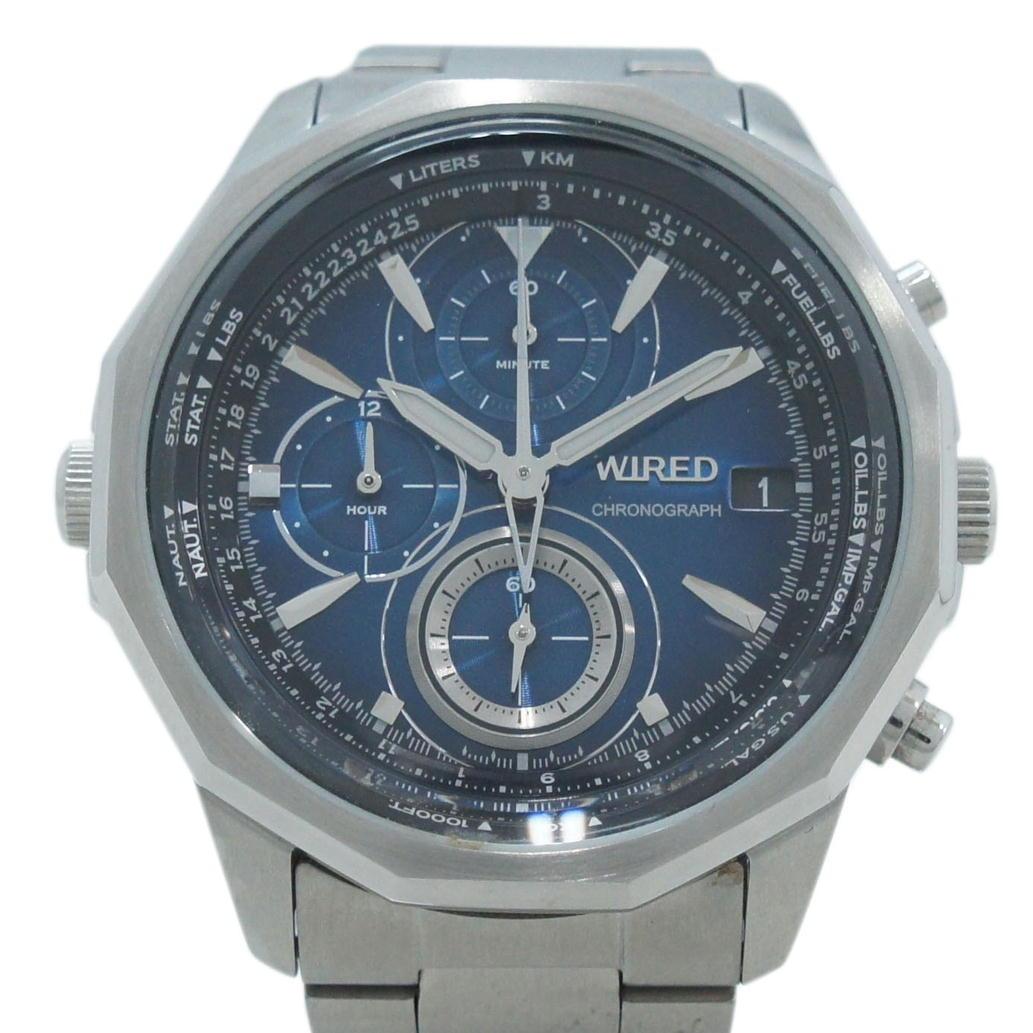 腕時計, メンズ腕時計 SEIKO WIRED VK67-K090A67