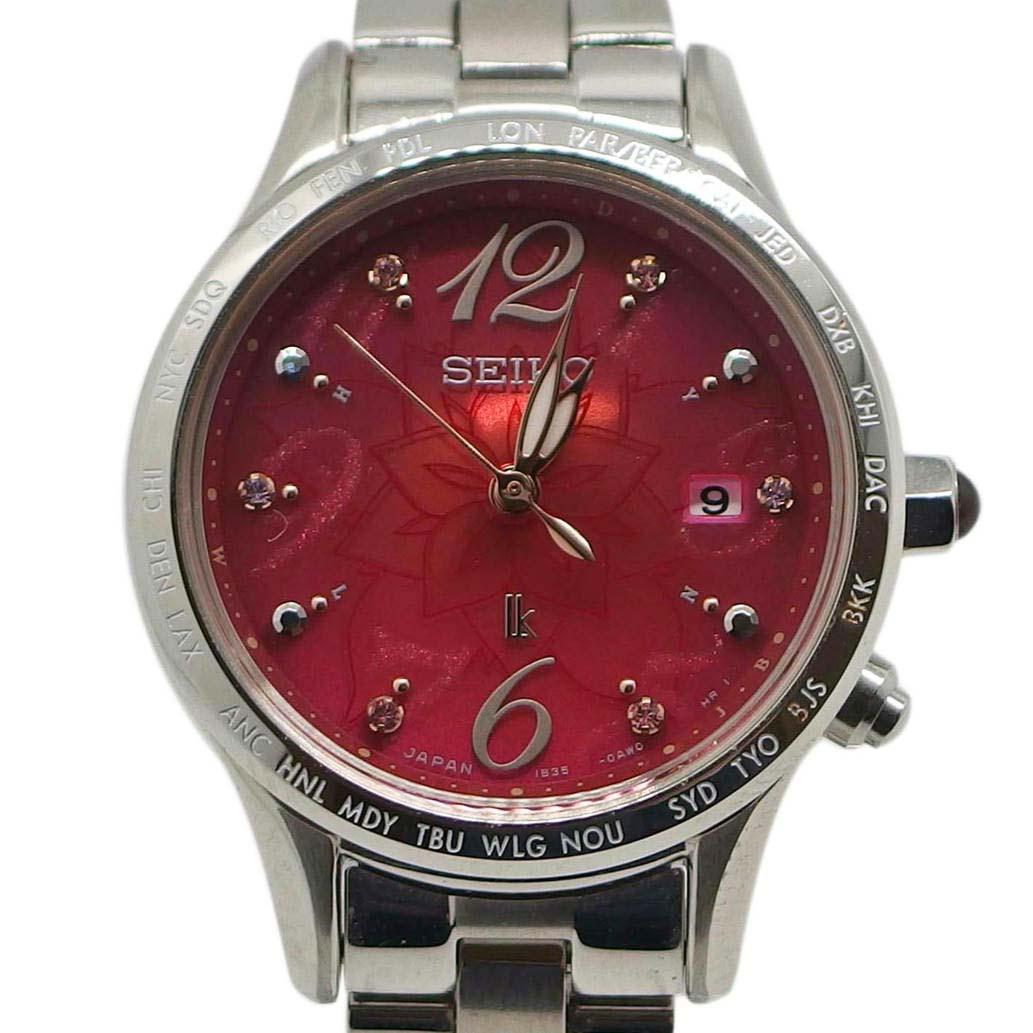 腕時計, レディース腕時計 SEIKO2019SSVV043962AB91