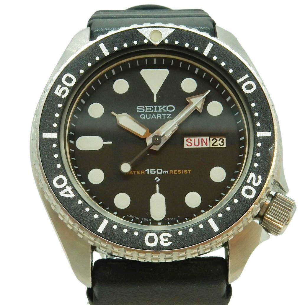 腕時計, メンズ腕時計 SEIKO 7548-7000B02