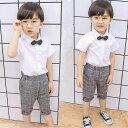 3点セット 男の子 子供服 フォーマル スーツ ベビー服 子供 男の子...