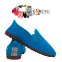 【 FLOSSY 】☆ FLOSSY STYLE ☆ ELECTRIC BLUE ヨーロッパで今大ブレイク FLOSSY SHOES ! カラー バリエーション豊富 ( 種類: スニーカー スリッポン 靴 サンダル スリッパ 運動靴 シューズ