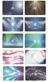 【MacBookPro&Air】【メール便不可】デザインシェルカバーシェルケースmacbookpro13ケースair1113retinadisplayマックブックドット柄光結晶キラキラ輝くアートバブルクラブclubミラーボールデザインカラフル虹色