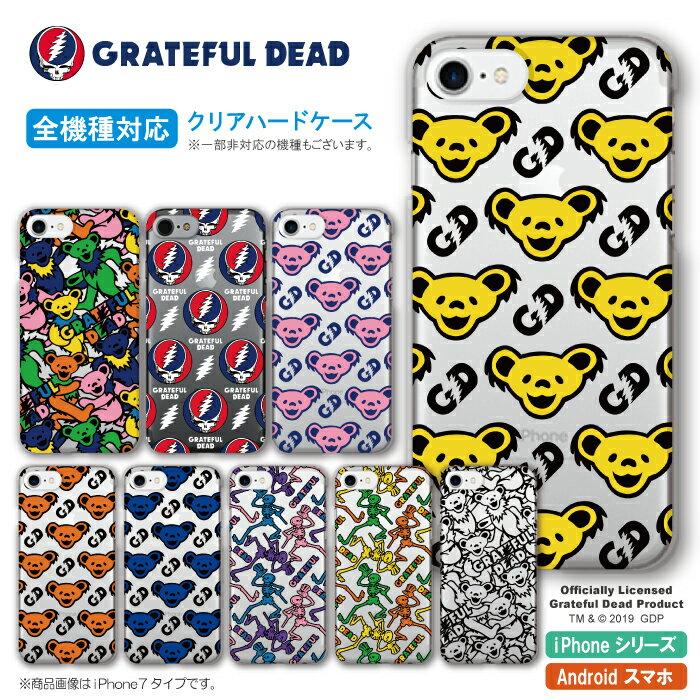 スマートフォン・携帯電話用アクセサリー, ケース・カバー  GRATEFUL DEAD Apple iPhone iPhoneXS Max XR Xperia 1 AQUOS Galaxy S10