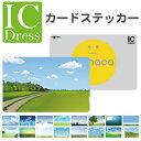 ICカードステッカー ICカードシール スイカ Suica ...