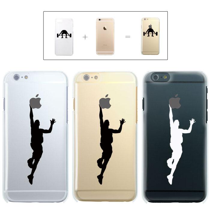 iPhone7 ケース iphone7 Plus ケース iphone6s ケース iphone6 Plus ケース クリアタイプ アイフォン6s アップル ドレス バスケット ボール バスケ ジョーダン レア バッシュ シューズ NBA アメリカ USA スラムダンク リンゴマーク iPhone6s アイフォン Apple savi00006