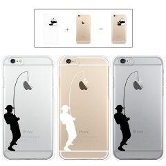 アップルデザイン iPhone6 iphone 6 plus 対応【 iPhone6 iPhone6 Plus 】 アップル ドレス 釣...