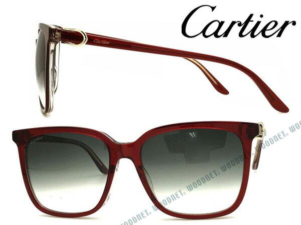 眼鏡・サングラス, サングラス Cartier UV CT-0004SA-004