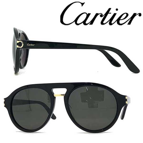眼鏡・サングラス, サングラス Cartier UV CT-0130S-001