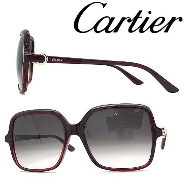 眼鏡・サングラス, サングラス Cartier CT-0219S-003