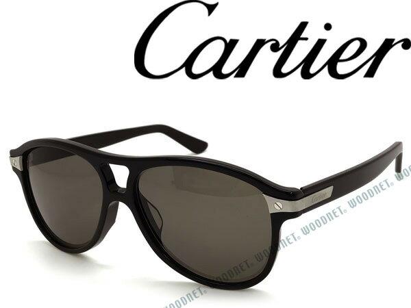 眼鏡・サングラス, サングラス Cartier MERMOZ-ESW00030 UV