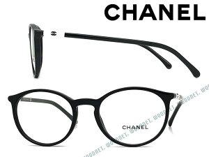 5c8bcb2011c7 CHANEL メガネフレーム シャネル レディース ブラック 眼鏡 0CH-3372-1026 ブランド