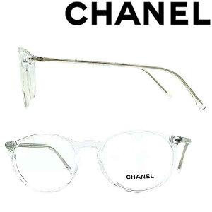 1b4eab7be31d CHANEL メガネフレーム シャネル レディース クリアメガネフレーム 眼鏡 0CH-3372-C660
