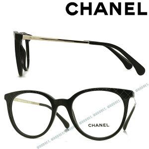 b1ac17ff5909 CHANEL メガネフレーム シャネル レディース 眼鏡 ブラック 0CH-3378-C501 ブランド □ブランド名CHANEL□品名3378 ブラックメガネフレーム  眼鏡□品番(管理 ...