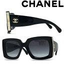 CHANEL サングラス シャネル レディース グラデーションブラック 0CH-5435-C622S6 ブランド