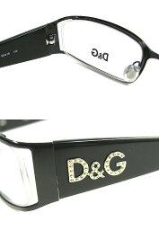 D&Gメガネフレーム眼鏡めがねメタルロゴメガネフレームブラック0DD-5010-064