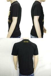 【送料無料】ディースクエアード半袖TシャツDSQUARED2D2ブラックS74GD0015-S22427-900ブランド/メンズ/男性用