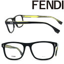 FENDI メガネフレーム フェンディ メンズ&レディース ブラック FF-M0102-71C ブランド