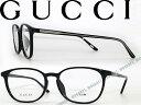 【送料無料】GUCCI 眼鏡 ブラック グッチ メガネフレーム めがね GG-1049F-GVJ WN0054 ブランド/メンズ&レディース/男性用&女性用/度付き・伊達・老眼鏡・カラー・パソコン用PCメガネレンズ交換対応/レンズ交換は6,800円〜