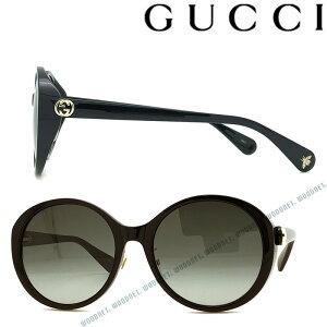 GUCCI サングラス UVカット グッチ メンズ&レディース グラデーションブラック GUC-GG-0370SK-001 ブランド