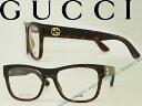 【送料無料】メガネフレーム GUCCI 鼈甲柄ブラウン グッチ 眼鏡 めがね GUC-GG-3850-LSD ブランド/メンズ&レディース/男性用&女性用/度付き・伊達・老眼鏡・カラー・パソコン用PCメガネレンズ交換対応/レンズ交換は6,800円〜
