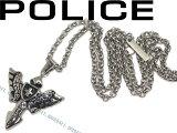 POLICE ポリス シルバー ネックレス VIKING-01 ブランド/メンズ&レディース/男性用&女性用/チョーカー/ペンダント