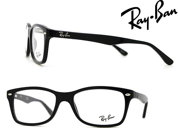 ray ban ladies glasses frames  glasses frame ray ban black rayban eyeglasses glasses 0rx 5228 2000 branded/mens