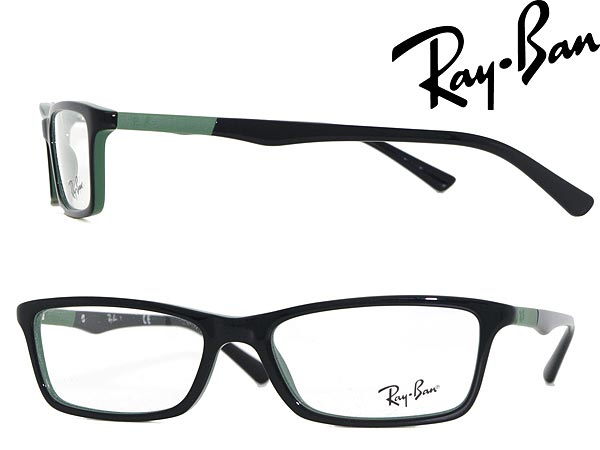 ray ban ladies glasses frames  ray ban glasses black x green rayban glasses frames glasses 0rx 5284 5138 wn 0037 branded/mens & ladies / men for & woman sex for and once with ita reading