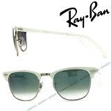 RAYBAN サングラス レイバン CLUBMASTER METAL メンズ&レディース グラデーションブルー 0RB-3716-90883F ブランド