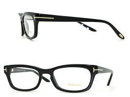 メガネフレームトムフォードブラックTOMFORD眼鏡めがねアイウェアTF-5184-001WN0054