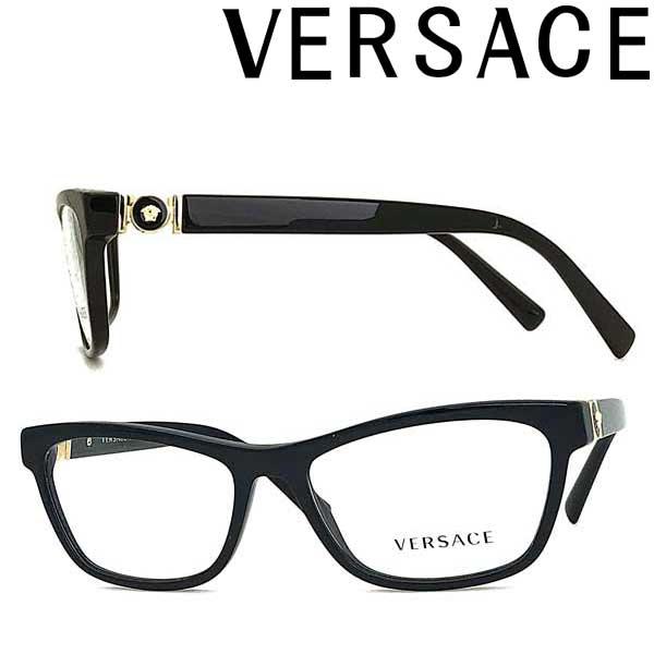 眼鏡・サングラス, 眼鏡 VERSACE 0VE-3272-GB1