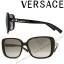 VERSACE サングラス UVカット ヴェルサーチ メンズ&レディース ブラック 0VE-4357-GB1-11 ブランド