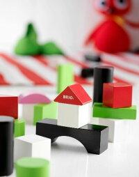 BRIO(ブリオ)「カラーブロック50」つみき積木ブロック木製おもちゃ知育木のおもちゃ