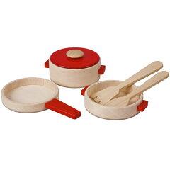 木製調理用具セット プラントイ PLANTOYS