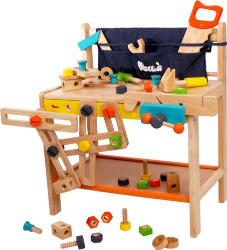 Woodpal Rakuten Global Market Voila Boiler Workbench Popular Wood Wooden Toys Carpenter Play