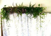 【人工観葉植物】【グリーン壁掛】【触媒加工】【送料無料】