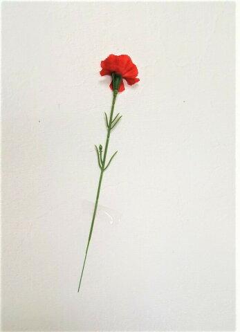 【造花カーネーション】【ノベルテイ向け】【母の日カーネーション】【ミニカーネーションスプレー】 1本当たり¥28