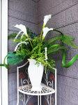 観葉植物造花触媒加工品ハイクオリテーアレンジ送料無料
