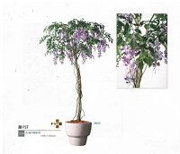【人工観葉植物】【藤】【藤2m】【送料無料】【き】