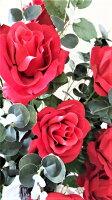 【造花】【薔薇アレンジ】【ローズアレンジ】【高級ベルベットローズ使用】【薔薇】【情熱】【触媒加工済み】【送料無料】