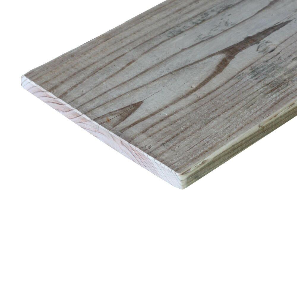 OLD ASHIBA(足場板古材)フリー板(厚みハーフ材)厚15mm×幅200/210mm×長さ810〜900mm 無塗装〈受注生産〉 【小型商品】