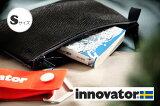 北欧スウェーデン イノベーター innovator ダブルジッパー トラベルポーチ Sサイズ(H255xW175mm / 1.6L) 【あす楽対応】