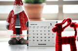 イノベーター innovator 2020年度版、卓上カレンダー(デスクカレンダー)