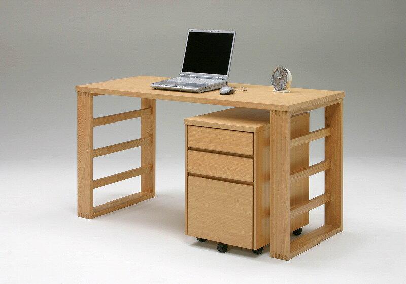 スリム タモ テーブル パソコンデスク カウンター デスク 110X60:Wood story