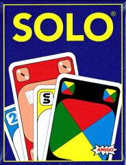 UNO(ウノ)にはないダイナミックな展開アミーゴ社カードゲーム ソロ(SORO)
