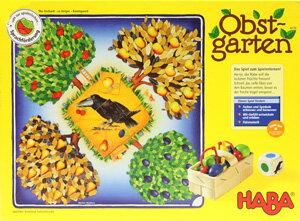 プレーヤー全員VSカラスハバ社ボードゲーム果樹園ゲーム